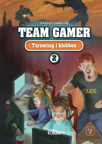 Natasja Erbillor: Team Gamer - turnering i klubben