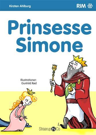 Kirsten Ahlburg: Prinsesse Simone