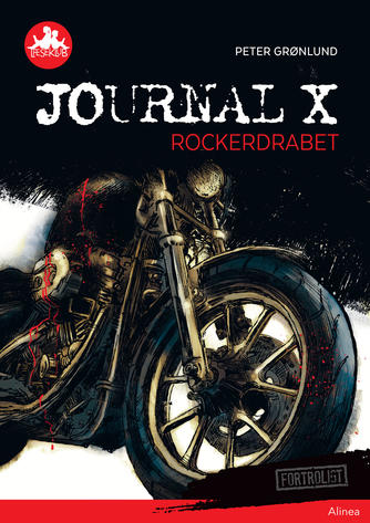 Peter Grønlund (f. 1970-04-11): Journal X - rockerdrabet