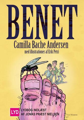 Camilla Bache Andersen: Benet