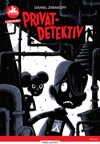 Daniel Zimakoff: Privatdetektiv