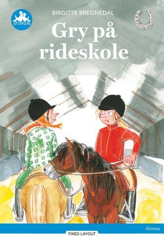 : Gry på rideskole, Blå Læseklub