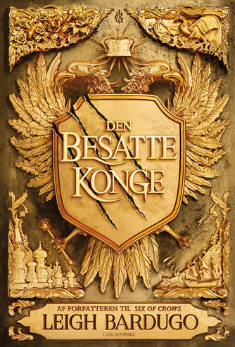 Leigh Bardugo: Den besatte konge