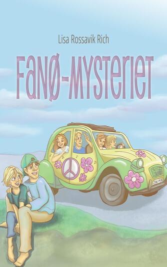 Lisa Rossavik Rich: Fanø-mysteriet