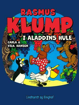 Carla Hansen (f. 1906): Rasmus Klump i Aladdins hule