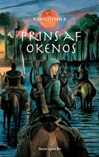 Hanne Lykke Rix: Prins af Okenos