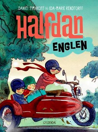Daniel Zimakoff: Halfdan - englen