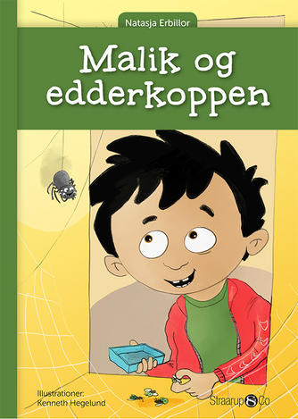 Natasja Erbillor: Malik og edderkoppen