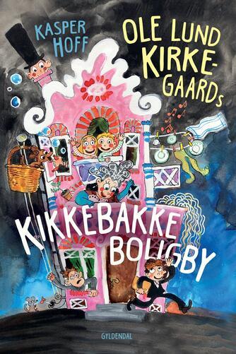 Kasper Hoff: Ole Lund Kirkegaards Kikkebakke Boligby