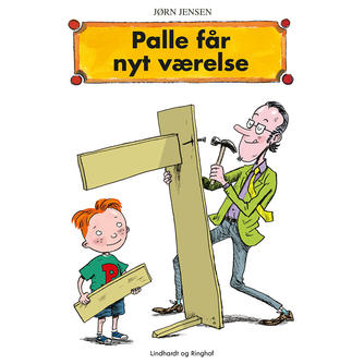 Jørn Jensen (f. 1946): Palle får nyt værelse
