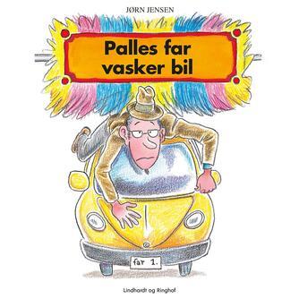 Jørn Jensen (f. 1946): Palles far vasker bil
