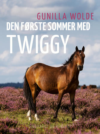 Gunilla Wolde: Den første sommer med Twiggy