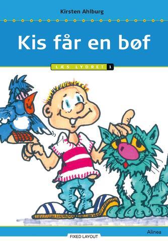 Kirsten Ahlburg: Kis får en bøf