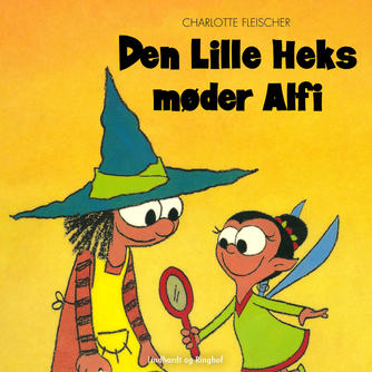 Charlotte Fleischer: Den lille heks møder Alfi