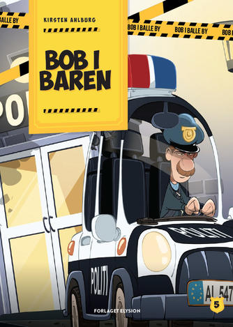 Kirsten Ahlburg: Bob i baren
