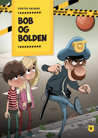 Kirsten Ahlburg: Bob og bolden