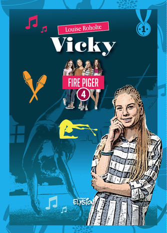 Louise Roholte: Vicky