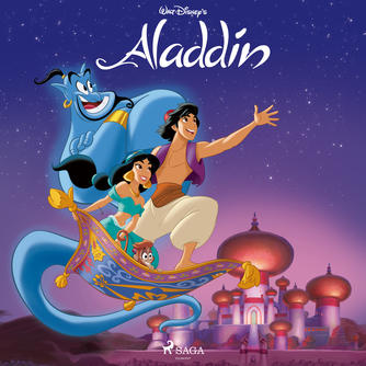 Christian Bach (f. 1979-02-06): Aladdin