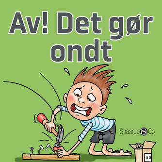 Marianne Randel Søndergaard: Av! Det gør ondt