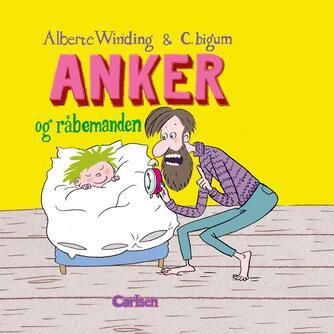 Alberte Winding: Anker og råbemanden