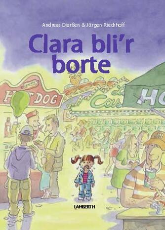 Andreas Dierssen, Jürgen Rieckhoff: Clara bli'r borte