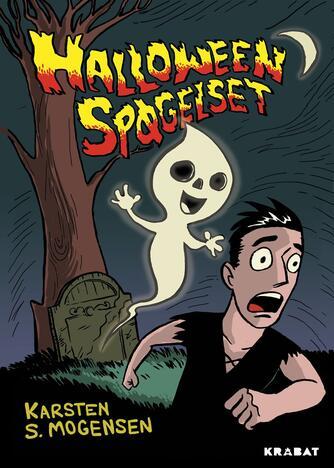 Karsten S. Mogensen (f. 1954): Halloween spøgelset