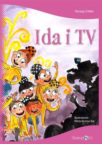 Natasja Erbillor: Ida i TV