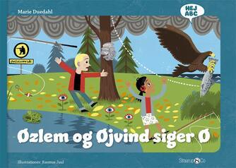 Marie Duedahl, Rasmus Juul: Øzlem og Øjvind siger Ø