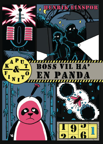 Henrik Einspor: Boss vil ha' en panda