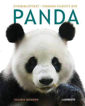 Valerie Bodden: Panda