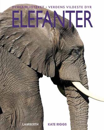 Kate Riggs: Elefanter