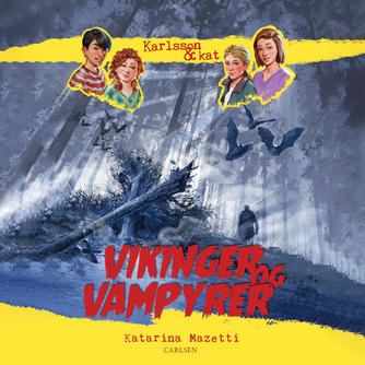 Katarina Mazetti: Vikinger og vampyrer