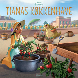 : Tianas køkkenhave