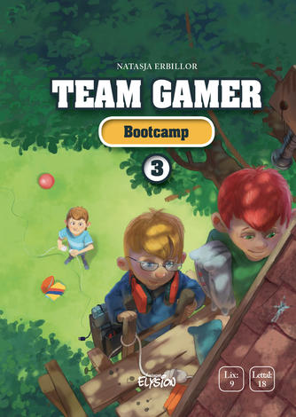 Natasja Erbillor: Team Gamer - bootcamp