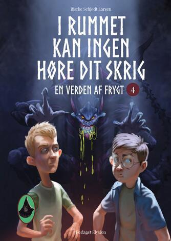 Bjarke Schjødt Larsen: I rummet kan ingen høre dit skrig