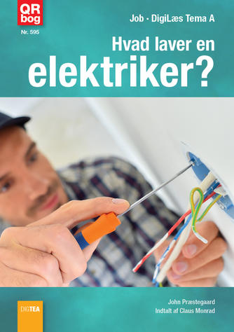 John Nielsen Præstegaard: Hvad laver en elektriker?
