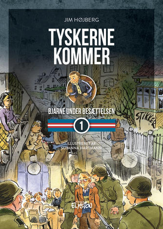 Jim Højberg: Tyskerne kommer