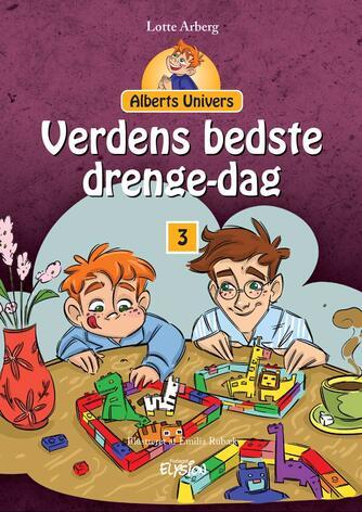 Lotte Arberg: Verdens bedste drenge-dag