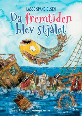 Lasse Spang Olsen: Da fremtiden blev stjålet