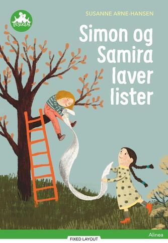 Susanne Arne-Hansen: Simon og Samira laver lister