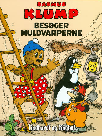 Per Sanderhage: Rasmus Klump besøger muldvarperne