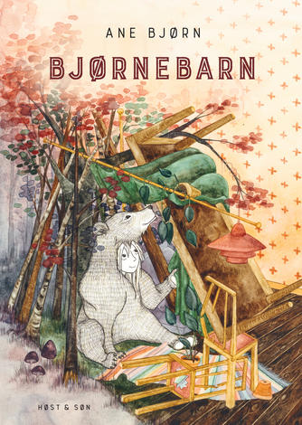 Ane Bjørn: Bjørnebarn