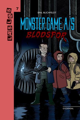 Emil Blichfeldt: Monster Game A/S - blodspor