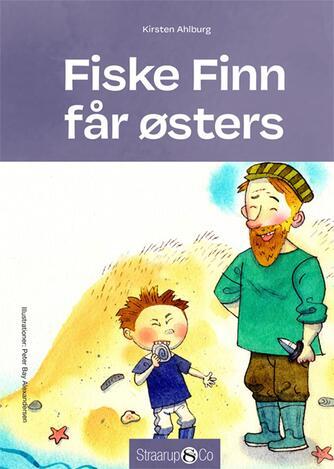 Kirsten Ahlburg: Fiske Finn får østers