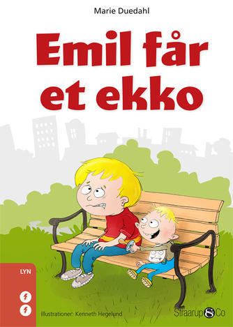 Marie Duedahl: Emil får et ekko