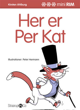 Kirsten Ahlburg: Her er Per Kat