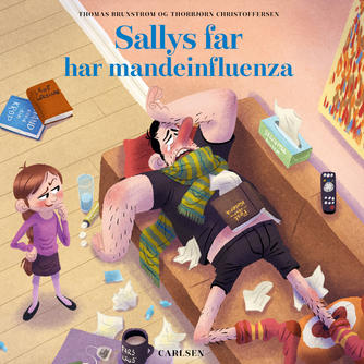 Thomas Brunstrøm: Sallys far har mandeinfluenza