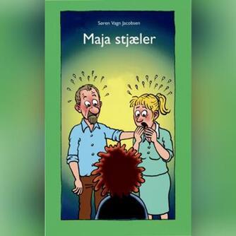 Søren Vagn Jacobsen (f. 1946): Maja stjæler