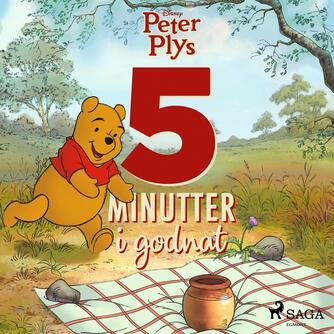 : Fem minutter i godnat - Peter Plys
