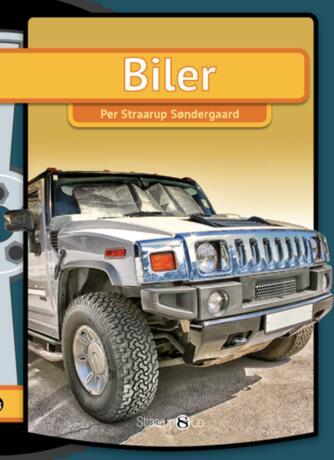 Per Straarup Søndergaard: Biler (Min første bog)